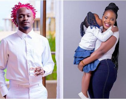 'Thank You For Choosing Peace Over Violence' Bahati Praises Ex-lover Yvette Obura