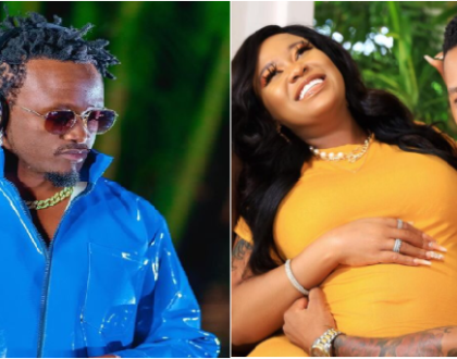 'I Pray To God To Protect Their Union' Bahati Pens Congratulatory Message To Vera And Hubby Brown Mauzo