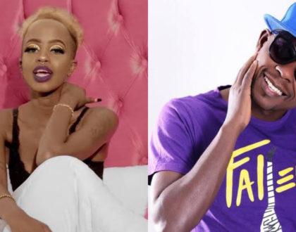 """""""He beat me because I refused having sex without protection"""" Alleged side chick exposes Frasha after affair ends in tears"""