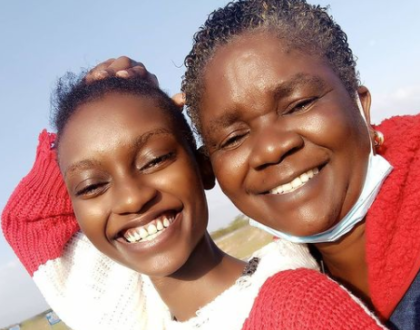 'I Can Die For You!' Natalie Githinji's Heartfelt Message To Her Mum On Her Birthday