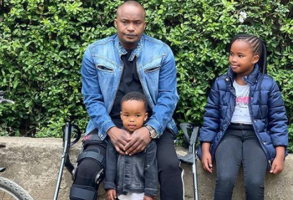 Jaguar Shows Steady Recovery Progress After Spending Days In Hospital (Photo)