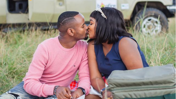 'Every Glance At You Is Enough Reason For Me To Smile' Kabi WaJesus Gushes Over Wife Milly