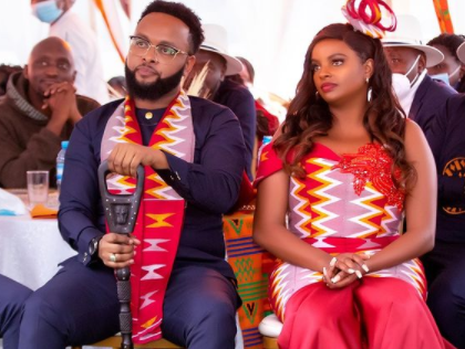 Officially Off The Market- Muthoni Mukiri Holds Lovely 'Ruracio' Wedding Ceremony (Photos)