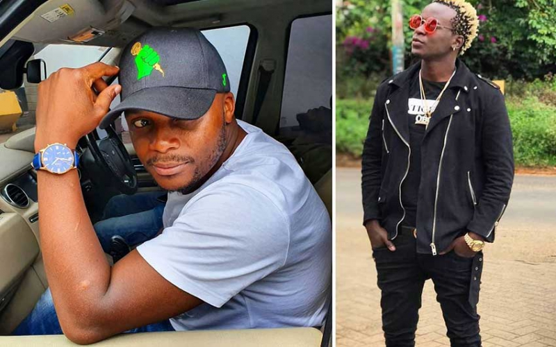 Kwani Hamjui Willy Paul?- Jalang'o Accuses Willy Paul Of Attention Seeking For His Upcoming Song