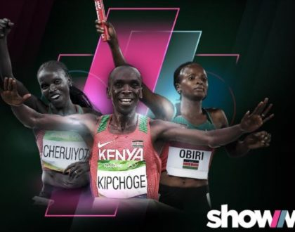 Catch the Olympics on Showmax's amazing Pro 2-for-1 deal