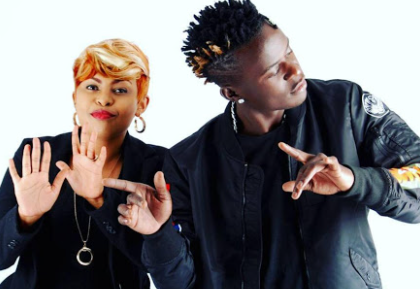 'Mambo Yangu Na Size 8 Wachana Nayo' Pozee Tells DJ Mo After Calling Out Size 8 For Blocking Him