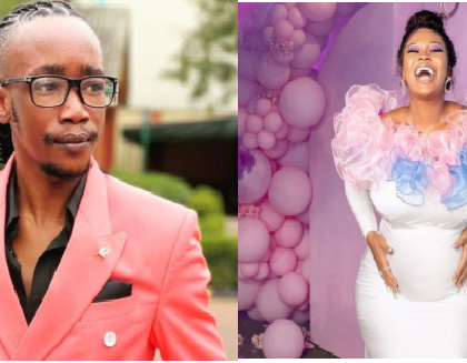 'Nitakufinyaa' Vera Sidika Savagely Insults Comedian Akuku Danger For Claiming Ksh 5K Unsettled Bill, Says He's Clout Chasing