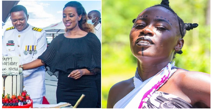 Akothee Reacts To Alfred Mutua's Ex-Lover Lillian Attending His Stylish Birthday Amidst Separation