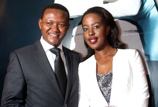 Governor Alfred Mutua And Wife Lillian Confirm End Of Their Long-Term Relationship