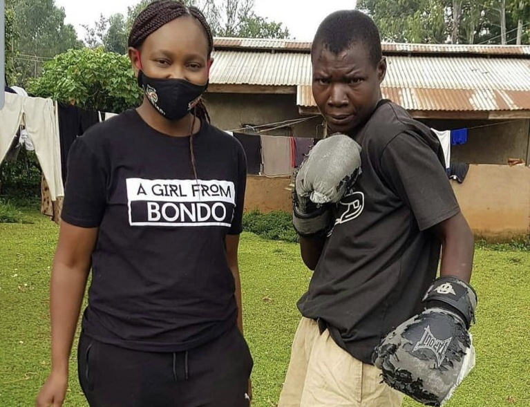 """""""Conje did not burn down her house"""" Carol Radull explains fire incident at former boxers home"""