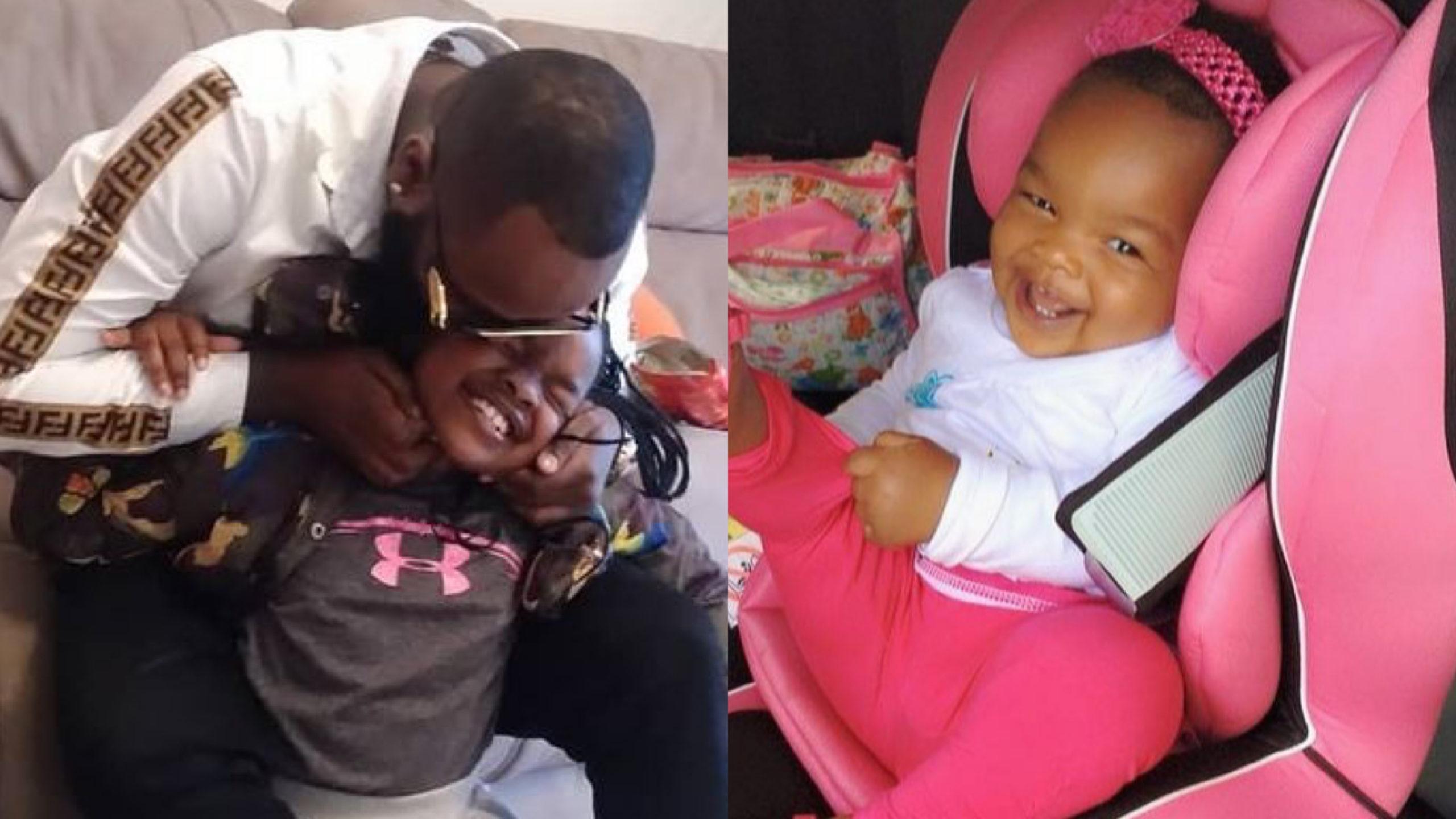 Daddy's girl! Karen Nyamu's baby daddy marks daughter's 7th birthday in style