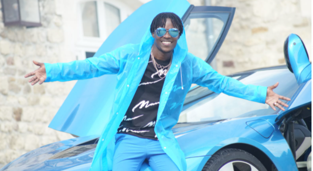 From Grass To Grace- Meet MK Isacco, The Self-Made Musician Taking East African Industry By Storm (Video)