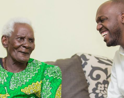 Larry Madowo Mourns His Grandmother In Emotional Post