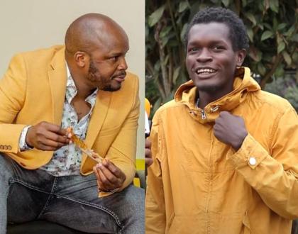 Labda Akona Fuliza- Vincent Mboya On Why He Wanted Jalang'o To Pick His Money Physically