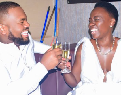 Mind Your Lives! - Akothee Hits Back At Fans Criticizing Her Relationship With Nelly Oaks