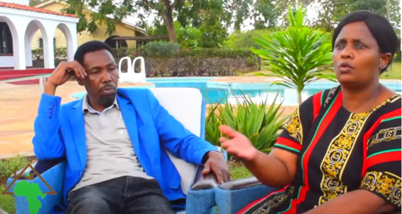 Omosh's 1st Wife Begs Kenyans To Build Her Own House- Ata Kama Ni Bedsitter Ya Mabati.