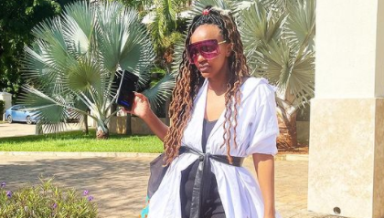 DJ Pierra Makena In Frenzy Of Rage After Being Thrown Out Of Her Own Event