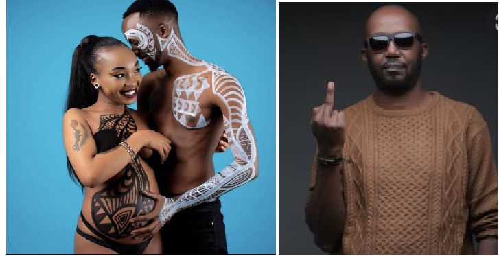 Andrew Kibe Criticizes Xtian Dela, Girlfriend For Showing Off Pregnancy On Social Media-We Don't Give A Sh*t
