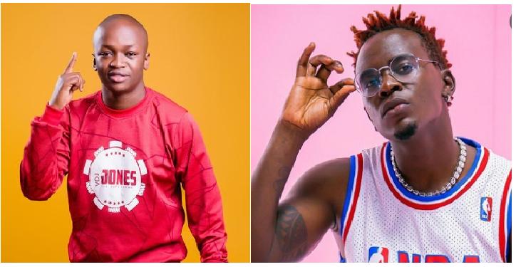 Umeanza Kuwa Mtu Bladif*kin- VDJ Jones Trolls Willy Paul For Releasing Gengetone Track Shortly After Criticizing The Genre