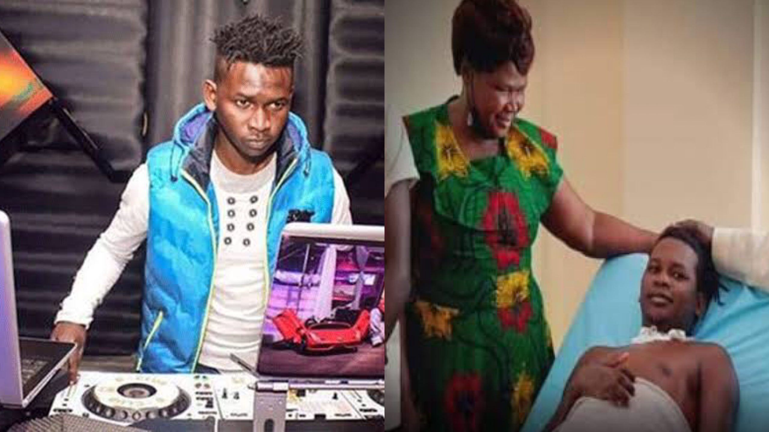 DJ Evolve in mourning following his mum's death