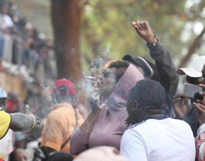 Karen Nyamu comes clean on using Ndukulu aka Ganja