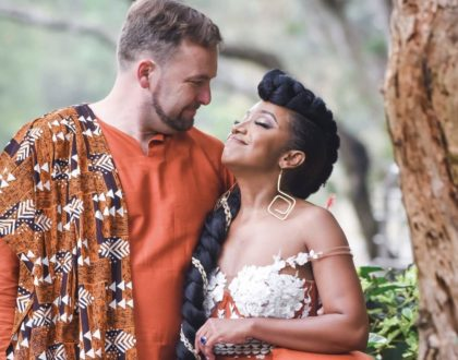 Anita Nderu unveils footage from magical ruracio ceremony days after her grand white wedding (Video)