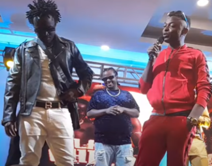Drama As Bahati, Ringtone Fight At Mr. Seed's Album Launch (Video)