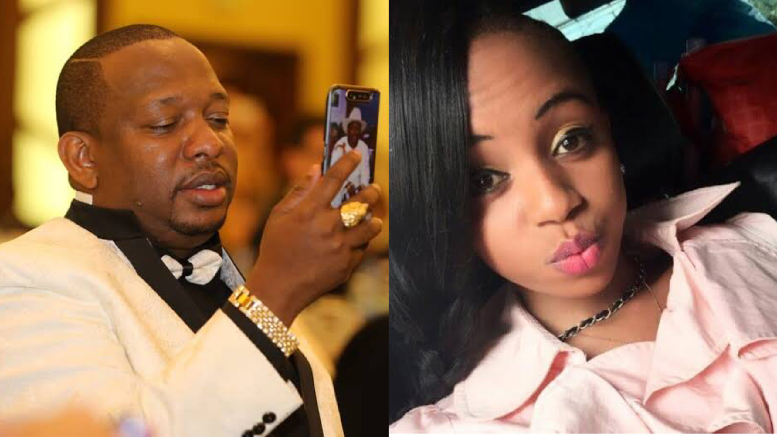 Mike Sonko's second born daughter takes a swipe at toxic family members
