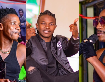 Eric Omondi Splashes Ksh 1 Million To Mr. Seed On His Album Launch (Video)