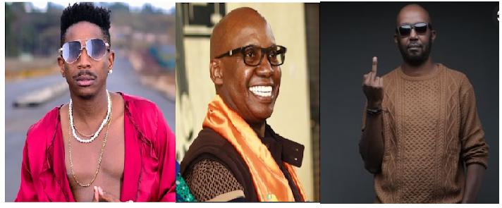You're The Most Confused Individual- Andrew Kibe Attacks Eric Omondi Over Wanjigi Endorsement