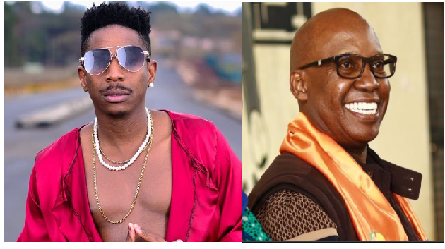 Monkey Business? Eric Omondi Meets Jimmy Wanjigi After Announcing Interest In The Same Seat He Endorsed Him For