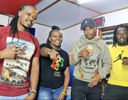Kicking it old school: Reinvention KE bringing back the good old days with creative music