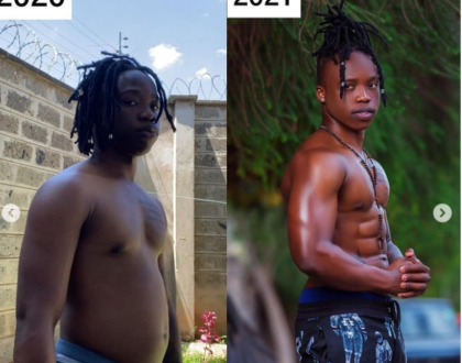 We Love Seeing Flaqo's Transformation