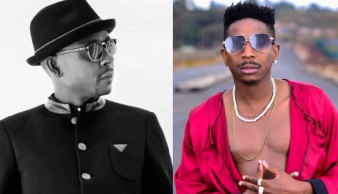 Uyo Ni Mzee Pia- Frasha Attacks Eric Omondi For Endorsing Jimmy Wanjigi To Support The Youth