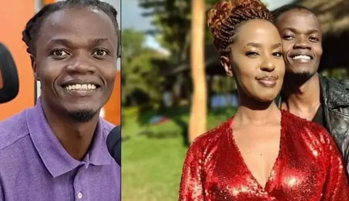 Juliani Opens Up On Receiving Threats Accusing Him Of Stealing Lillian Ng'ang'a From Alfred Mutua