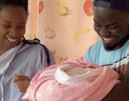 Mulamwah Explains Why He Opened Social Media Accounts For Newly Born Daughter