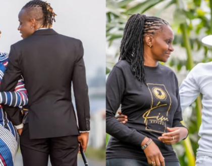'Thank You For Making My Life Beautiful' Esther Musila Gushes Over Lover Guardian Angel