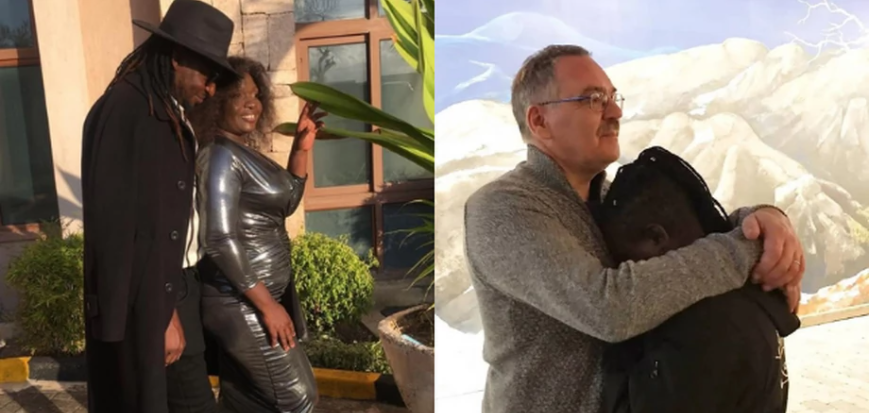 Nyota Ndogo Reveals Her Mzungu Hubby Is Jealous After Seeing Her Move On