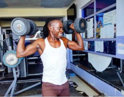 Oga Obinna Flaunts Tremendous Body Transformation After Hitting The Gym (Photos)