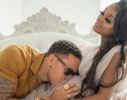Vanessa Mdee And Rotimi Hold Lovely Baby Shower (Photos)