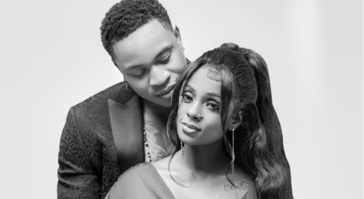 Rotimi And Vanessa Mdee Finally Expecting Their First Child (Photos)