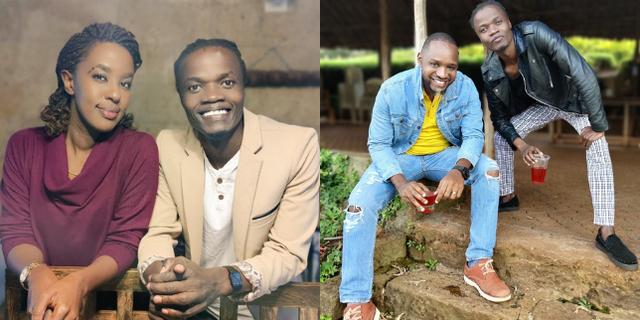 Boniface Mwangi Defends Juliani-Lillian Relationship As He Shares Video Of Them Having Fun In Club (Video)