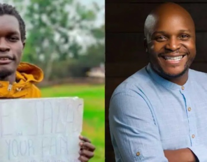 Vincent Mboya Apologizes To Jalang'o Over Clout Chasing Using His Name