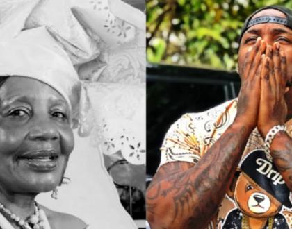 Khaligraph Jones Remnisces Last Call With Manduli As He Deeply Mourns Her