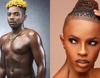 Meet the hot fella looking to become Eric Omondi's wife (Photos)