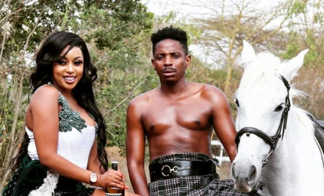 Eric Omondi Weighs In On Marrying Amber Ray, Reveals Bride Price He Would Pay For Her (Video)