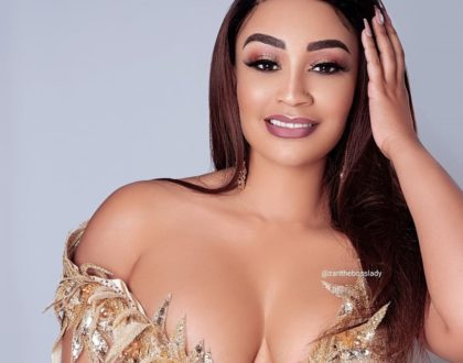 Zari Hassan comes clean about her private wedding in Uganda (Photos)