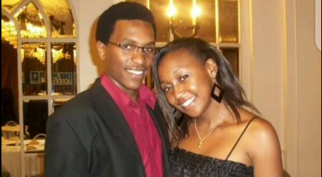Actor Lenana Kariba Confirms He Once Dated Betty Kyallo (Screenshot)