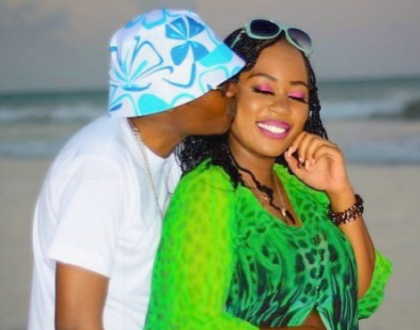 Thank You For Being A Great Mum To Our Kids-Jua Cali Celebrates His Wife On Her Birthday