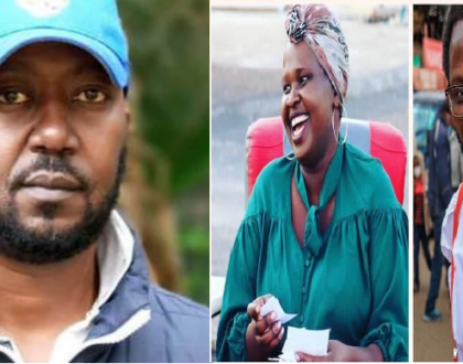 Andrew Kibe Advices Professor Hamo To Let Go Of Jemutai, Says She's Limiting Him From Doing Comedy